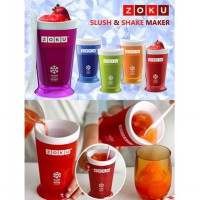 ZOKU SLUSH AND SHAKE MAKER , zoku ice cream maker