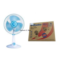 MIYAKO KAD-1227 Kipas 2in1 (Desk & Wall Fan)