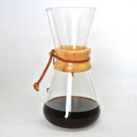 [globalbuy] New Arrival FREE SHIPPING CHEMEX Style Coffee Brewer 1-3 Cups Counted Espresso/1997544