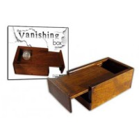 [poledit] Magic Makers The Magic Wood Vanish Box - Vanish Rings, Coins and Other Small Ite/12086357