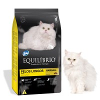 Cat Food / Makanan Kucing Equilibrio Long Hair 7.5kg