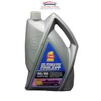 Top One Ultimate Coolant - Air Radiator Merah 50% Ethylene Glycol 5 Liter Original