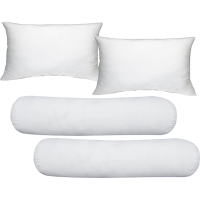 Allin pillow 2 bantal + 2 guling