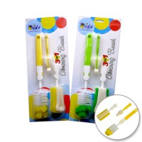 Dodo 3 in 1 Cleaning Brush (Sikat Botol)