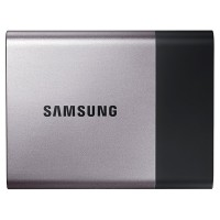 Samsung Portable SSD T3 250GB - MU-PT250B - Black