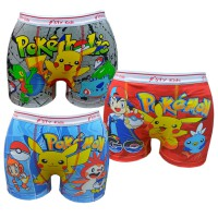 [Set 3 Pieces] Bananana Boxer Anak Pokemon Go