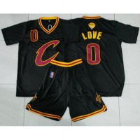 Cleveland Cavaliers Sleeved Jersey The FINALS Edition