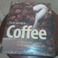 The Art And Craft Of Coffee -Author Kevin Sinnot