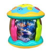 Rotating Ocean Park 855-16A - Mainan Drum Set