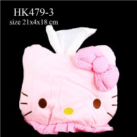 Tempat Tissue Gulung Hello Kitty C HK479-3