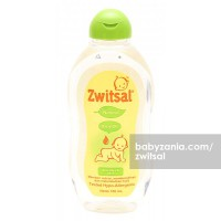 Zwitsal Natural Baby Oil Aloe Vera & Vit E - 100ml