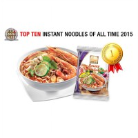 Mie Tom Yum Goong MyKuali Penang - Isi 4 Pcs - Tom Yum Goong Noodle - LIMITED STOCK