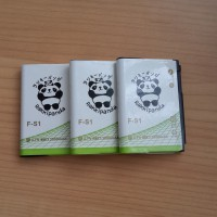 BATTERY DOUBLE POWER RAKKIPANDA FOR BLACKBERRY TORCH F-S1