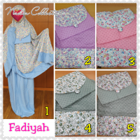 Mukena Rayon Super Nadia Collection - Fadiyah