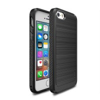 Rearth iPhone SE / 5s / 5 Case Ringke Onyx - Black