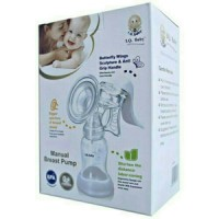 IQ Baby Butterfly (Manual Breastpump)
