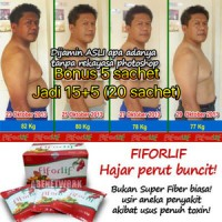 Fiforlif Original - Pelangsing Herbal - Detox