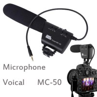 Pixel Voical Mc-50 Professional Microphone For Dslr