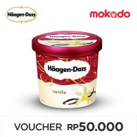 Mini Cup (100ml) / Haagen Dazs / Premium Ice Cream