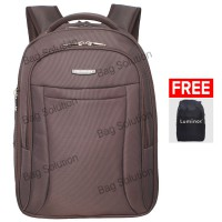Luminox Tas Ransel Laptop Expandable Waterproof 7707 - Coffee Free Bag Cover