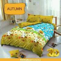 Autumn - Bedcover Kintakun - 120 cm - D'LUXE / D'LUXE KIDS NEW EDITION BED COVER