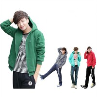 KOREAN STYLE MAN HOODIE 12COLORS | JACKETS | SWEATER | JAKET | TRAVEL | CASUAL