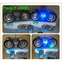 FLECO SPEAKER MP3 BOOMBOX MINI F-1307L