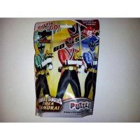 [holiczone] Cardinal Power Rangers Super Samurai Puzzle (48 Pieces)/1831342