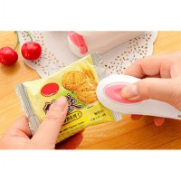 ~Cutevina~ Portable Hand Sealer Electrick / Alat Press Tangan