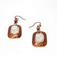 Wellys Anting Deana Pink Gold