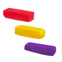 [holiczone] Play-Doh Play Doh Grab N Go Refill Set - Red, Yellow, and Purple/1822724