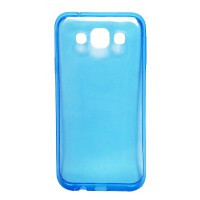Ultrathin Softcase Alcatel Flash 2 Transparant - Biru