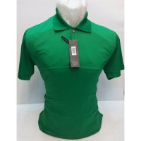 HITSCORE Baju Polo Golf Berbahan Dryice made in VIETNAM T-Green