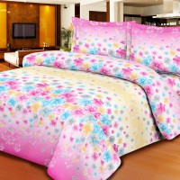 Hanna Bed Cover Set Polyester 180x200 cm