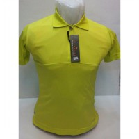 HITSCORE Baju Polo Golf Berbahan Dryice made in VIETNAM L-Green
