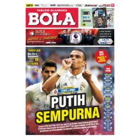 [SCOOP Digital] Tabloid Bola Sabtu / ED 2699 SEP 2016