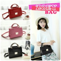 Jims Honey - Tas Wanita Import - Zoey Bag - 4 Warna