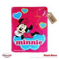 Internal selimut Minnie Mouse 160*200