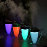 The Moonlight Cup Air Humidifier Portable Air Purifier