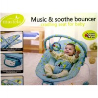 Mainan Bayi MASTELA MUSIC AND SOOTHE BLUE