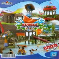 [Voucher Buku] Bubble Waterboom - Senilai Rp 900.000