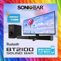 SONICGEAR BT2100 Bluetooth Soundbar