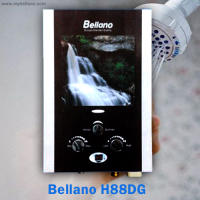 Water Heater Gas - Bellano H88DG