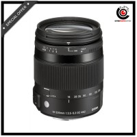 Sigma For Canon 18-200mm f/3.5-6.3 DC Macro OS HSM | C
