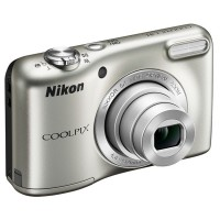 Nikon Coolpix A10 - 16.1 MP - 5x Optical Zoom - Silver