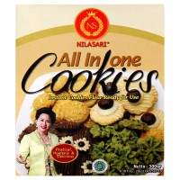 Nilasari Tepung Instant All In One Cookies