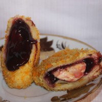 Risoles Blueberry Banana Clemotan (Isi 2 pack : @6pcs)