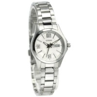 Citizen Jam Tangan Wanita Silver Stainless Steel EQ0590-59A