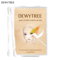 [DEWYTREE] 7 CUT NATURE SOURCE LIP&EYE SPOT REMOVER/1box 20pcs/Make-up Remover