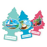 LITTLE TREES AIR FRESHENER - Pengharum Mobil